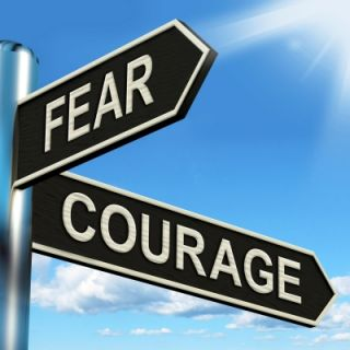 Crossroads of Fear & Courage